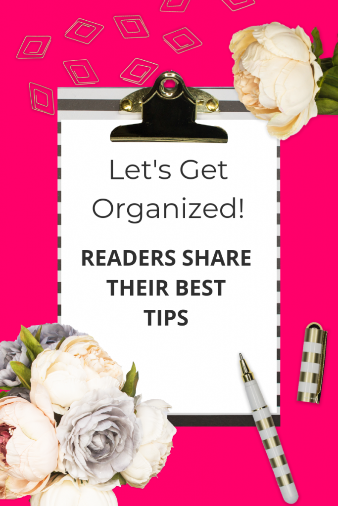 Get Organized and Stay Productive