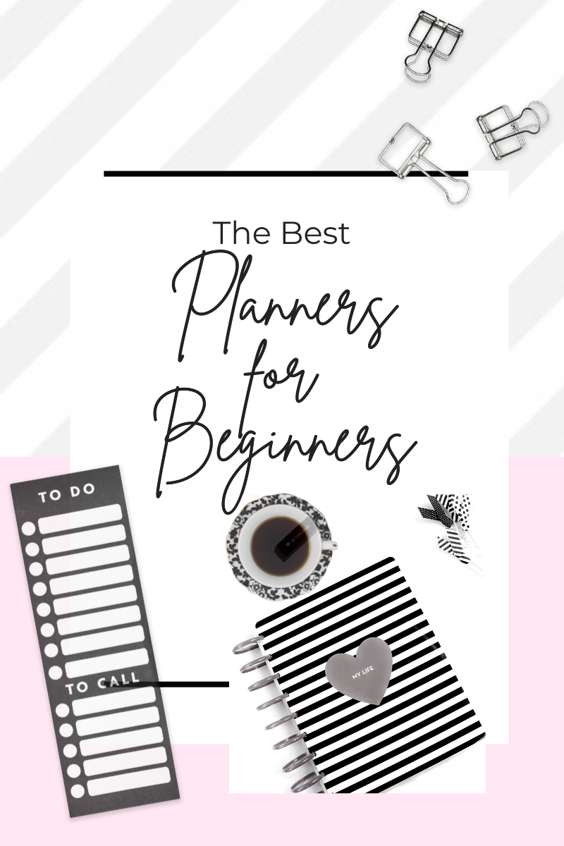 Pin Best Planners Beginners 800x1200